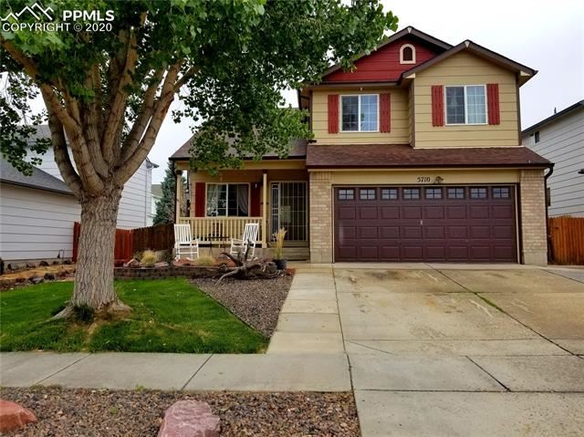 Photo for 5710 Vermillion Bluffs Drive, Colorado Springs, CO 80923 (MLS # 4531463)