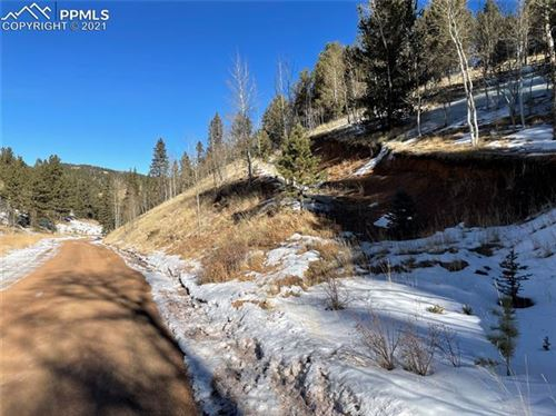 Photo of 518 Willow Road, Divide, CO 80814 (MLS # 2388464)