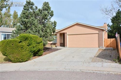 Photo of 8195 Freemantle Drive, Colorado Springs, CO 80920 (MLS # 4175464)