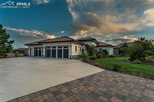 Photo of 2393 Red Edge Heights, Colorado Springs, CO 80921 (MLS # 6170467)