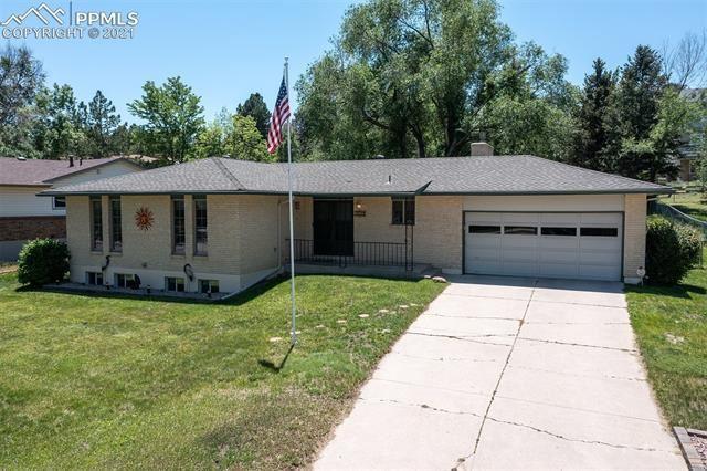 4313 Ridgeglen Road, Colorado Springs, CO 80918 - #: 5869467