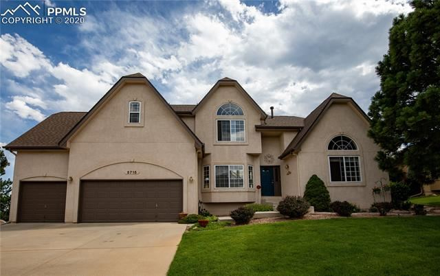 Photo for 5715 Chase Point Circle, Colorado Springs, CO 80919 (MLS # 7708467)