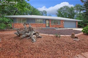 Photo of 173 Clarksley Road, Manitou Springs, CO 80829 (MLS # 5255469)