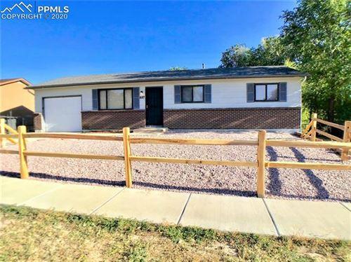 Photo of 1687 Carmel Drive, Colorado Springs, CO 80910 (MLS # 2620472)