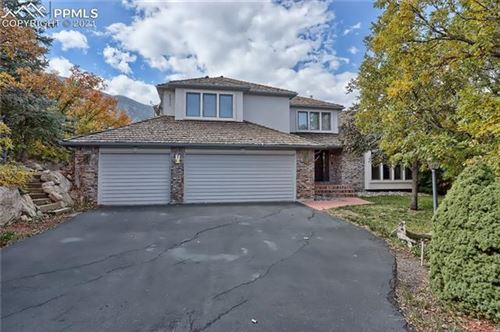 Photo of 4310 Grantham Court, Colorado Springs, CO 80906 (MLS # 5431474)