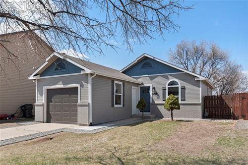 Photo of 6780 Montarbor Drive, Colorado Springs, CO 80918 (MLS # 5474474)