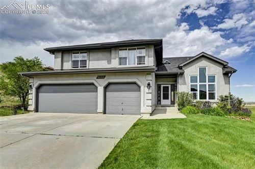 Photo of 5055 Kettleglen Court, Colorado Springs, CO 80906 (MLS # 5764474)