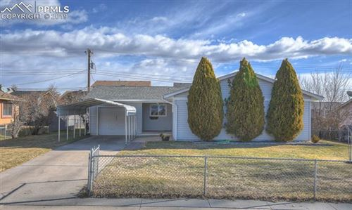 Photo of 809 Evergreen Drive, Colorado Springs, CO 80911 (MLS # 2882475)
