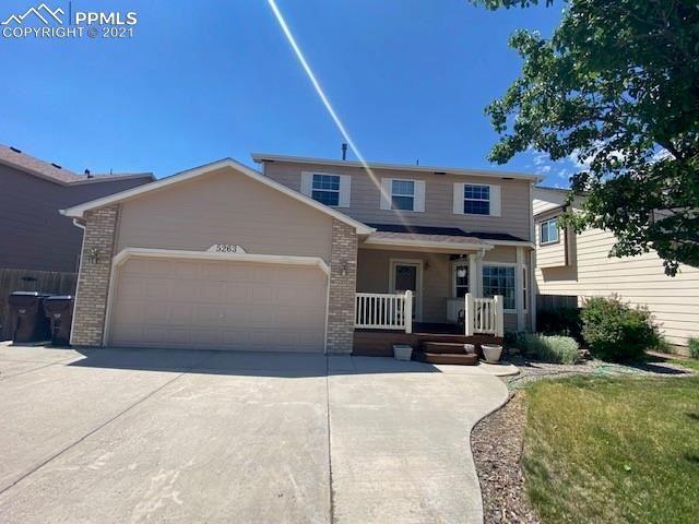 5263 Rondo Way, Colorado Springs, CO 80911 - #: 2657476