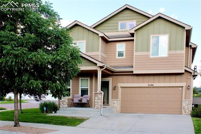 2496 Sierra Springs Drive, Colorado Springs, CO 80916 - #: 9413476