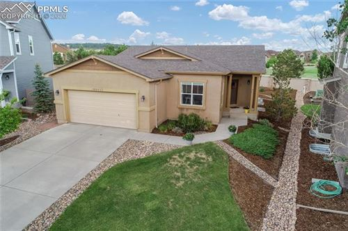 Photo of 9955 Paonia Park Place, Colorado Springs, CO 80924 (MLS # 5401477)