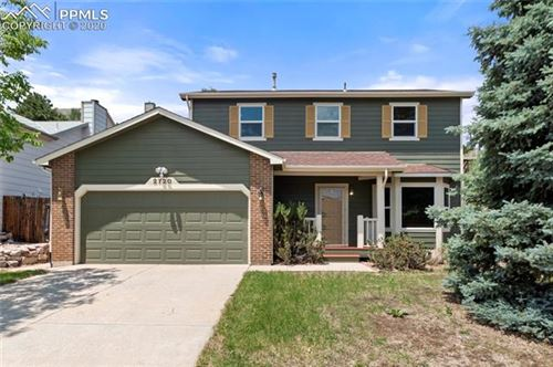Photo of 2720 Natchez Place, Colorado Springs, CO 80919 (MLS # 2151478)
