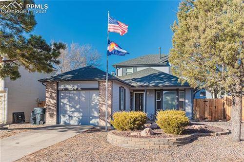 Photo of 4330 RAMBLEWOOD Drive, Colorado Springs, CO 80920 (MLS # 2765478)