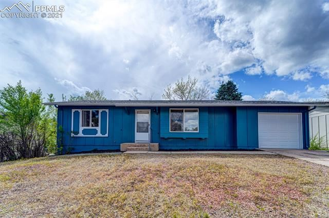 308 Kenady Circle, Colorado Springs, CO 80910 - #: 5416478