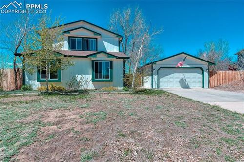 Photo of 2365 Piros Drive, Colorado Springs, CO 80915 (MLS # 3543479)