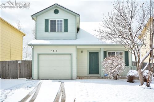 Photo of 4919 Rusty Nail Point, Colorado Springs, CO 80916 (MLS # 4018479)