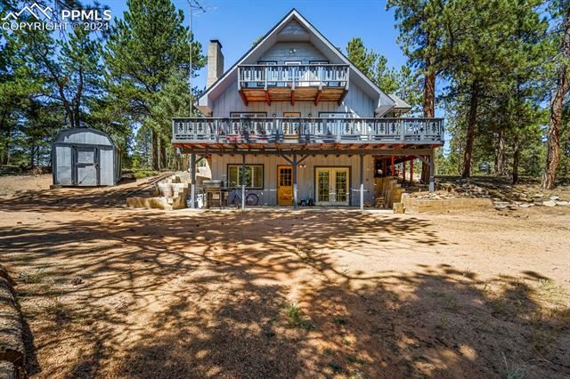 832 Spring Valley Drive, Divide, CO 80814 - #: 1171479