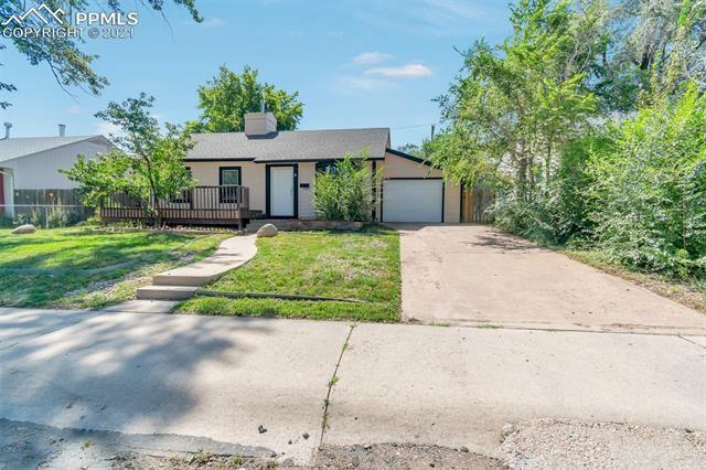 2418 Byers Avenue, Colorado Springs, CO 80905 - #: 4450479