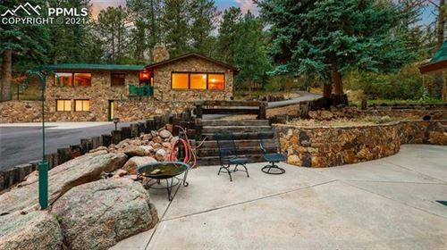 Tiny photo for 4925 Pike Road, Cascade, CO 80809 (MLS # 6932480)