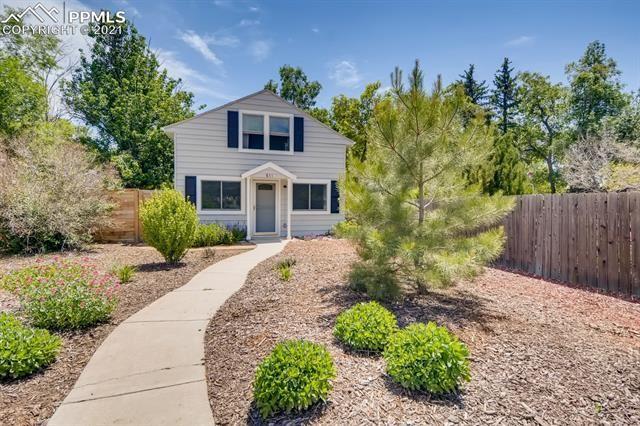 811 S Logan Avenue, Colorado Springs, CO 80910 - #: 4918480