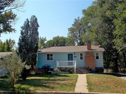 Photo of 3317 W Bijou Street, Colorado Springs, CO 80904 (MLS # 1433481)