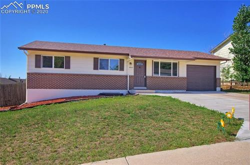 Photo of 6803 Dale Drive, Colorado Springs, CO 80915 (MLS # 6547484)