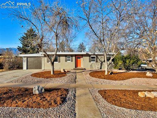 Photo of 1132 N Sheridan Avenue, Colorado Springs, CO 80909 (MLS # 9267484)