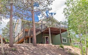 Photo of 25 Sequoia Trail, Woodland Park, CO 80863 (MLS # 1244485)