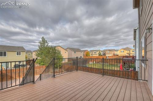 Tiny photo for 3732 Tahoe Forest Lane, Colorado Springs, CO 80925 (MLS # 4236485)