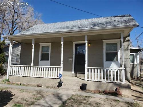 Photo of 911 S El Paso Street, Colorado Springs, CO 80903 (MLS # 5458485)