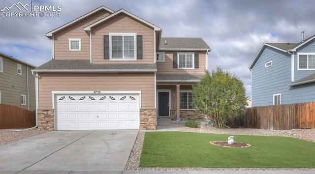 Photo for 3732 Tahoe Forest Lane, Colorado Springs, CO 80925 (MLS # 4236485)