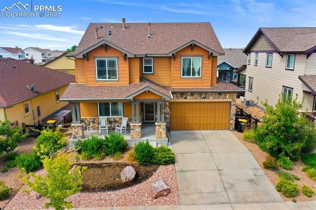 7014 Pear Leaf Court, Colorado Springs, CO 80927 - #: 5468485