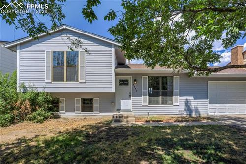 Photo of 2950 Quincy Place, Colorado Springs, CO 80916 (MLS # 1486486)