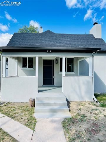 516 N Pine Street, Colorado Springs, CO 80905 - #: 3879486