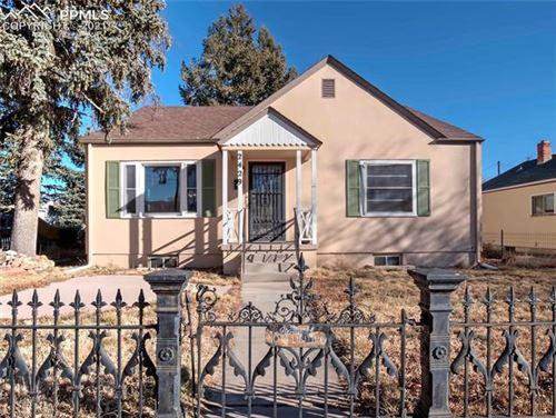 Photo of 2429 N Tejon Street, Colorado Springs, CO 80907 (MLS # 1904487)
