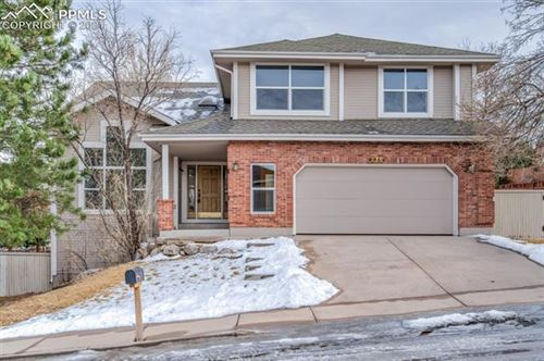 Photo of 275 Cliff Falls Court, Colorado Springs, CO 80919 (MLS # 6753489)