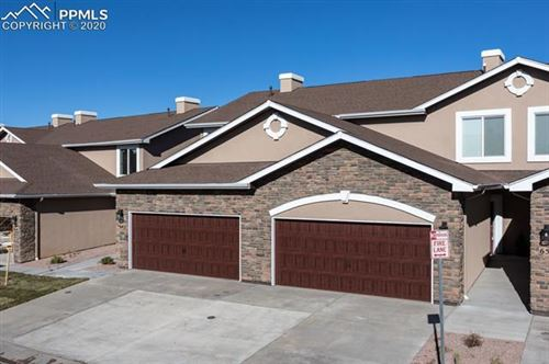 Photo of 646 Thimbleberry Point, Colorado Springs, CO 80921 (MLS # 2729490)