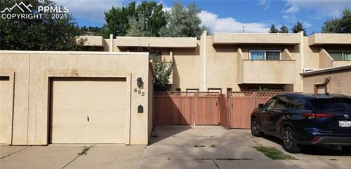 Photo of 692 Echo Lane, Colorado Springs, CO 80904 (MLS # 4644490)