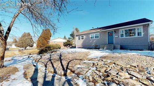 Photo of 2925 Marion Drive, Colorado Springs, CO 80909 (MLS # 3869491)