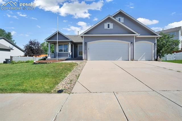 4330 Golf Club Drive, Colorado Springs, CO 80922 - #: 9480491