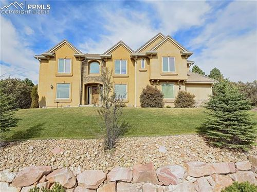 Photo of 30 Wuthering Heights Drive, Colorado Springs, CO 80921 (MLS # 2902494)