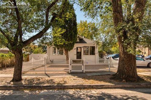 Photo of 1911 W Pikes Peak Avenue, Colorado Springs, CO 80904 (MLS # 3225494)