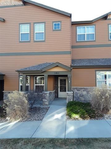 Photo of 2011 St Claire Park Alley, Colorado Springs, CO 80910 (MLS # 4471494)