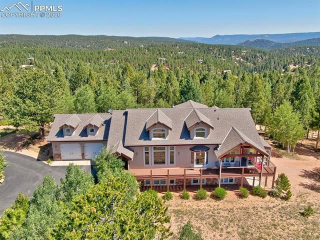 Photo for 721 Woodland West Drive, Woodland Park, CO 80863 (MLS # 1167495)