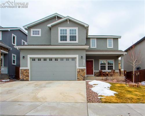 Photo of 7753 Sandsmere Drive, Colorado Springs, CO 80908 (MLS # 2172496)