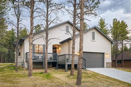 Tiny photo for 1330 Firestone Drive, Woodland Park, CO 80863 (MLS # 4295496)