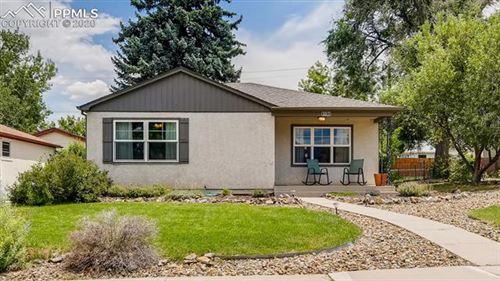 Photo of 2317 N Logan Avenue, Colorado Springs, CO 80907 (MLS # 9980496)