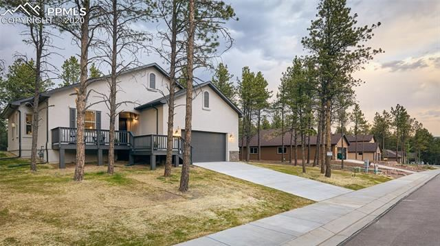 Photo for 1330 Firestone Drive, Woodland Park, CO 80863 (MLS # 4295496)