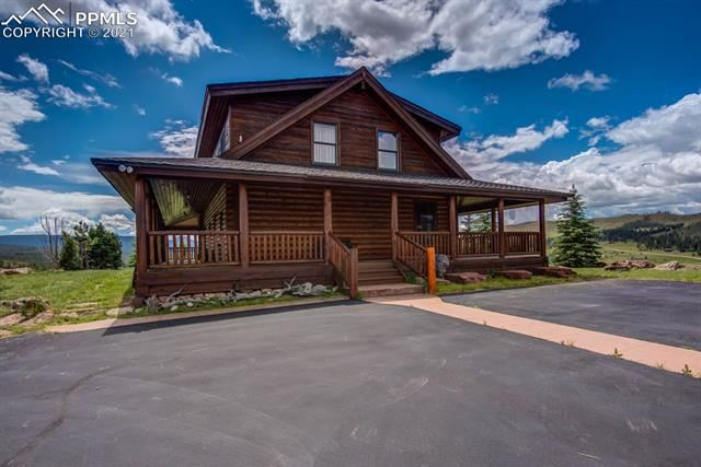 Photo for 13338 Rebecca Overlook Circle, Woodland Park, CO 80863 (MLS # 9836496)