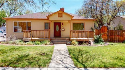 Photo of 1327 N Prospect Street, Colorado Springs, CO 80903 (MLS # 3495497)